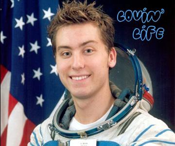 Cosmonaut Lance