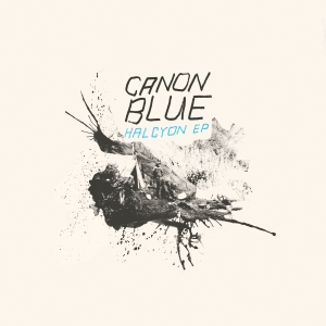 Canon Blue | Halcyon EP |Cover